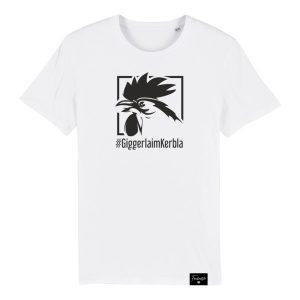 Giggerla im Kerbla Dialekt Franken Sprüche T-Shirt Herren