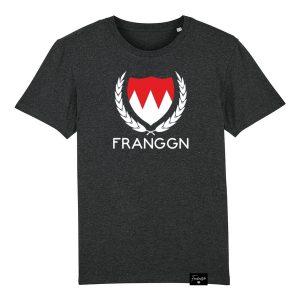 Franken Wappen Shirt, Franken Flagge Shirt, Franggn Shirt