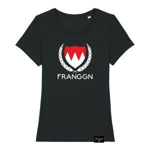 Franken Wappen T-Shirt, Franken Flagge T-Shirt, Franggn T-Shirt