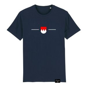 Frankenrechen Shirt, Franken Rechen Shirt, Frankenlogo
