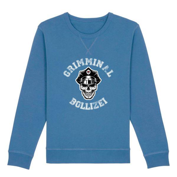 Grimminalbollizei Pullover, Grimminalbollizei Sweatshirt, Grimminalbollizei Sweater, Grimminalbollizei Pulli, Grimminalbollizei, Frankenkind