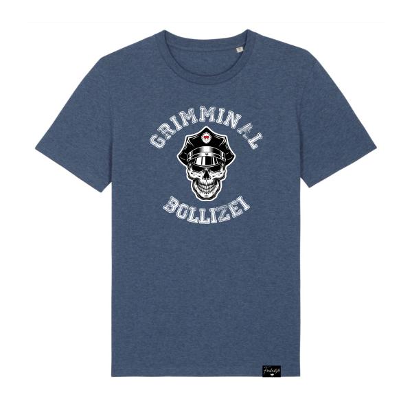 Grimminalbollizei, Fränkische Polizei, Grimminalbollizei Shirt