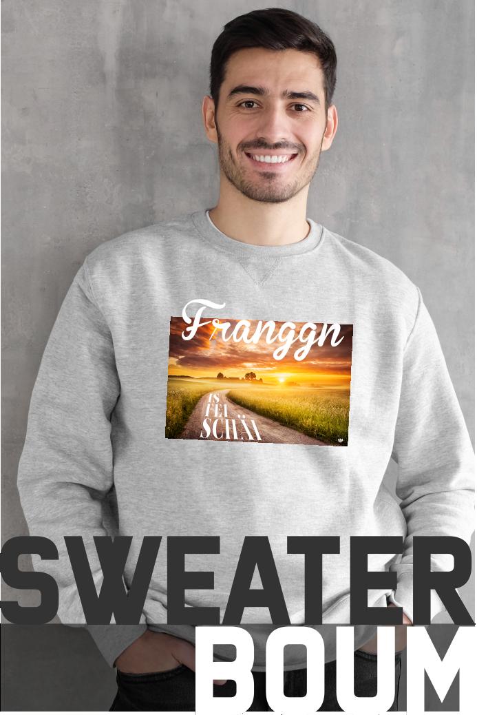 Pullover Boum, Sweatshirt Boum, Pullover Franken