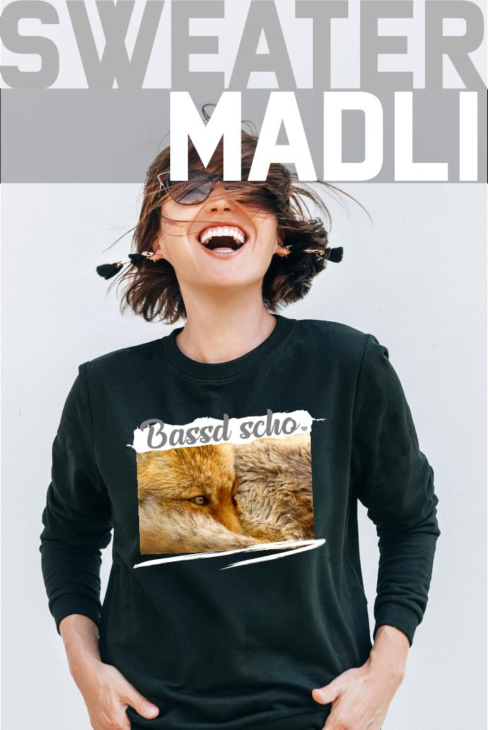 Pullover Madli, Pullover Frankenstyle