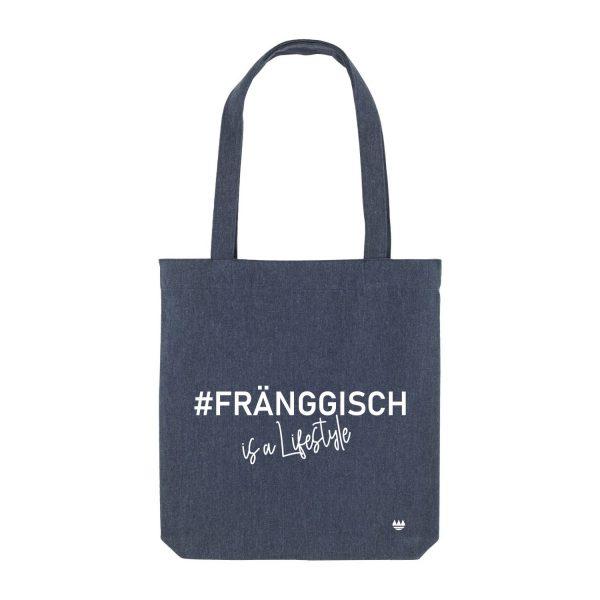 Fränggisch is a lifestyle Tasche