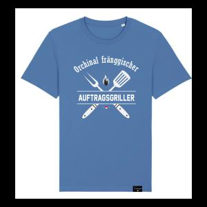 Orchinal fränggischer Auftragsgriller