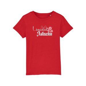 Limidid Ädischn Mädchen T-Shirt
