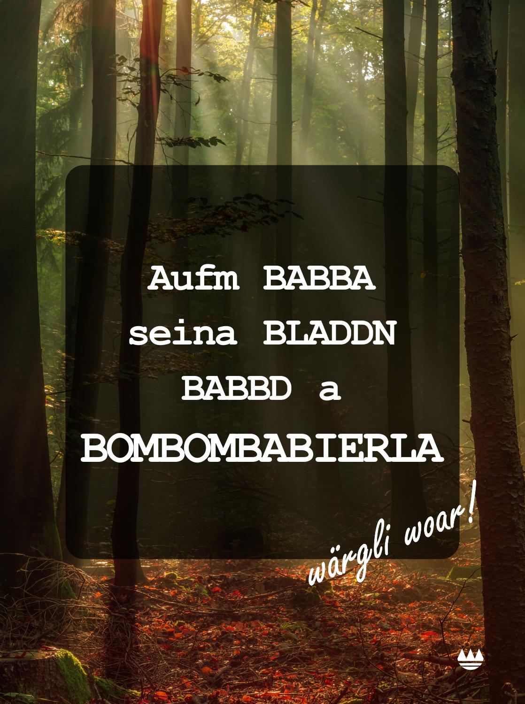 Babba sei Bladdn