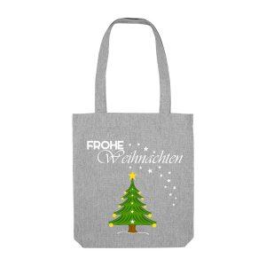 Tasche Frohe Weihnachten